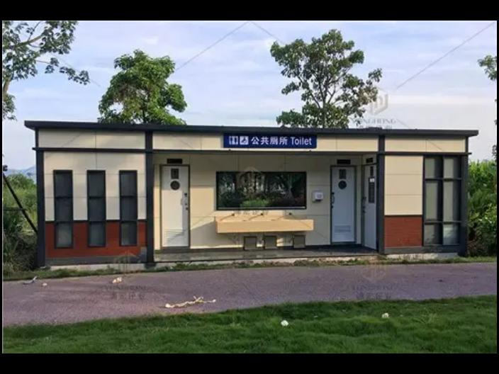 铜仁玻璃钢移动厕所生产厂家
