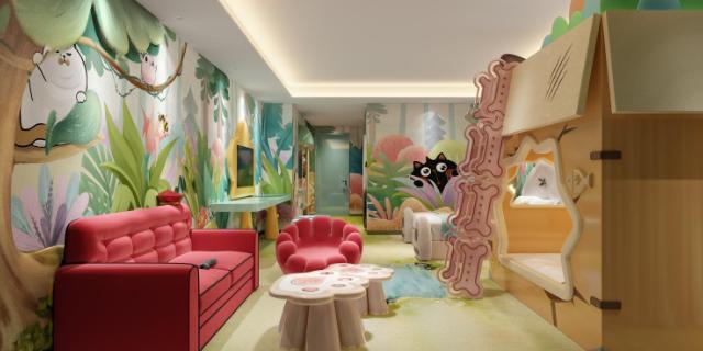 廣州裝修設計主題酒店 推薦咨詢「廣州愛翼酒店設計供應」