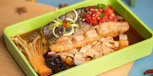 鹤岗特色烤鱼门店,烤鱼