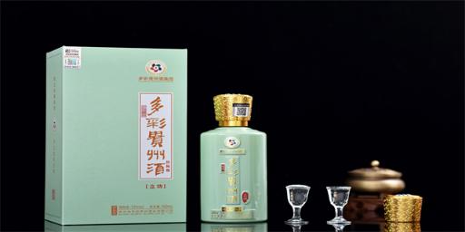 貴陽純糧醬香酒傳承系列 誠信經營 貴州多彩珍酒業供應