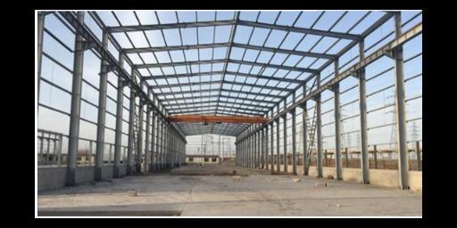 白云区大型钢结构工程