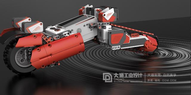东莞儿童编程产品设计方案推荐 信息推荐 广州市大道工业设计供应