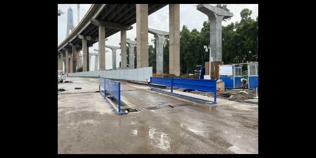 广州封闭式工地洗车机厂家推荐