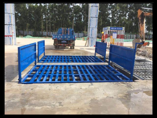 工地自动洗轮机哪家好 广州环科环保设备供应