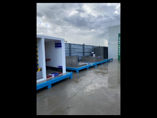 合肥工地现场洗车槽厂家电话 广州环科环保设备供应