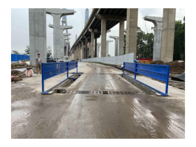 珠海自动工地洗车槽 广州环科环保设备供应