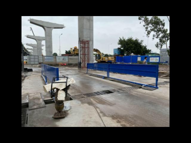 青岛工地自动洗车棚销售 广州环科环保设备供应