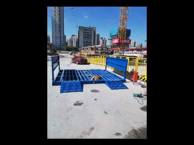 惠州工地高效洗车棚厂家推荐 广州环科环保设备供应