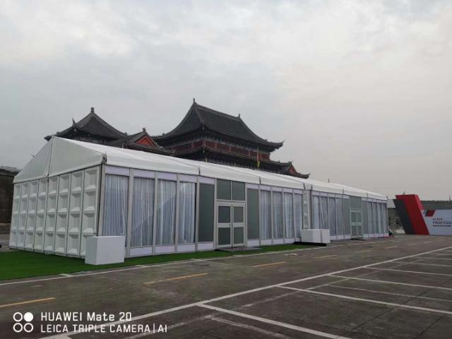 東莞倉庫帳篷多少錢一個 信息推薦 廣州宏索制冷設備供應
