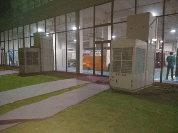 大型中央空調租賃參考價格 誠信互利「廣州宏索制冷設備供應」