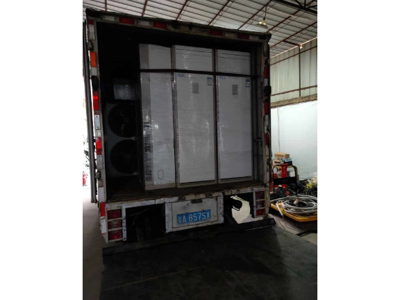 佛山制熱空調租賃價位 服務至上「廣州宏索制冷設備供應」