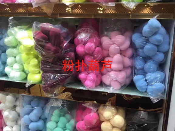 江蘇粉撲棉平臺 廣州恒新海綿制品供應