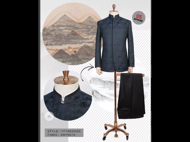 贵州个性化服饰定制店 贴心服务 贵州合悦定制服饰供应