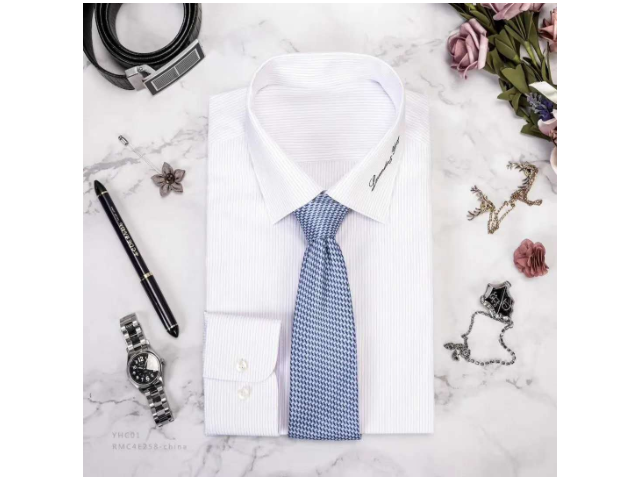 商务男士衬衫定制贵不贵,衬衫
