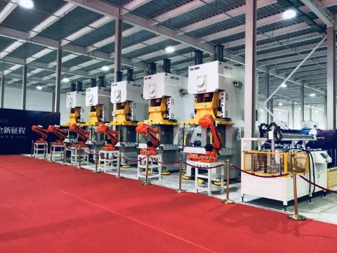 深圳自動分揀機器人