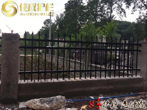 安順鐵藝圍墻護欄多少錢一米 服務至上「貴州佳成新材料科技供應」