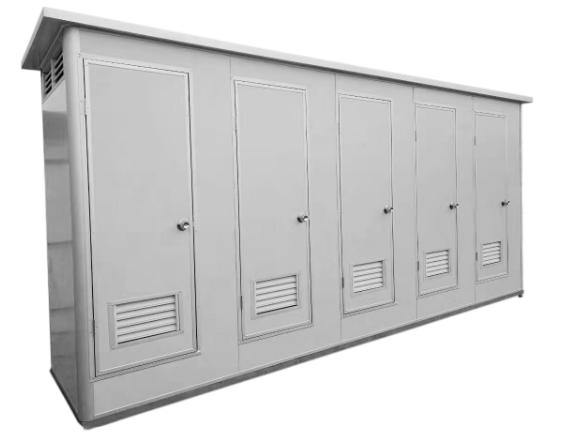 陕西室外厕所价格多少 创新服务 建辉金属制品厂供应