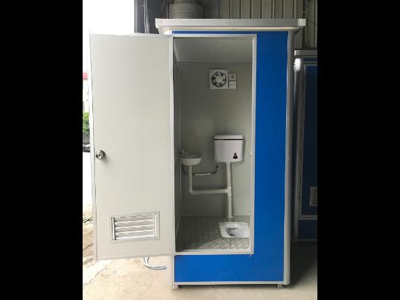 河北单人厕所制作 创新服务 建辉金属制品厂供应