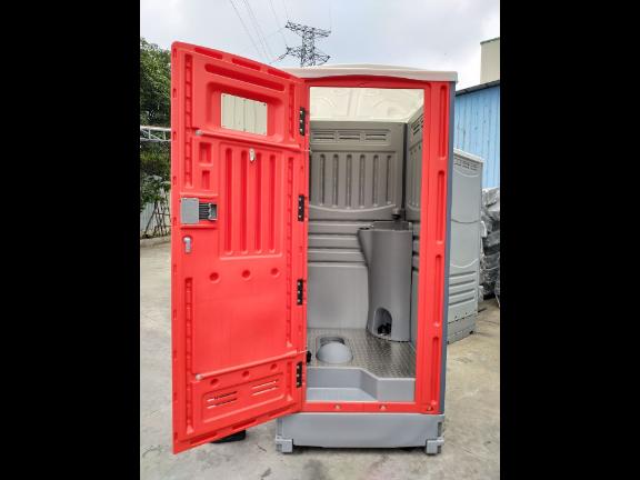 工地厕所定做 和谐共赢 建辉金属制品厂供应