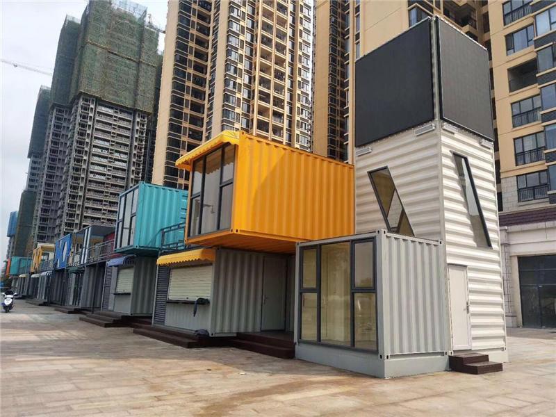 安顺住人集装箱哪家便宜 贵州快捷安逸集装箱供应
