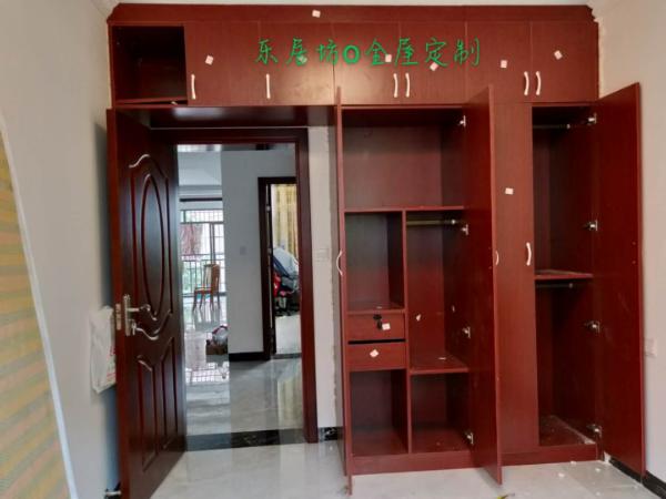 南明区北欧衣柜设计 服务为先 贵州乐居坊商贸供应