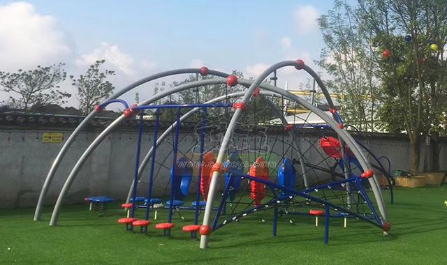 公园户外游乐设施制作费用 欢迎来电 广州市聪颖康体设备供应