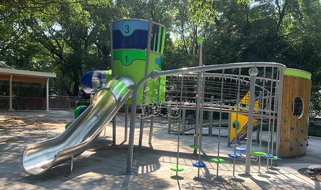 游乐场儿童游乐设施供货商 客户至上 广州市聪颖康体设备供应