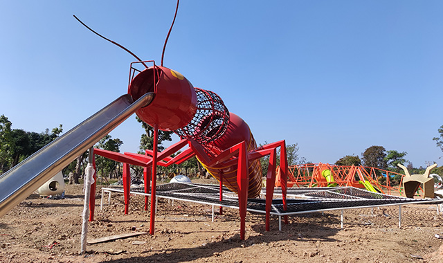 广场小型游乐设施生产商家 推荐咨询 广州市聪颖康体设备供应