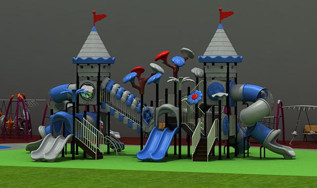 无动力类游乐设施儿童滑梯直销 推荐咨询 广州市聪颖康体设备供应