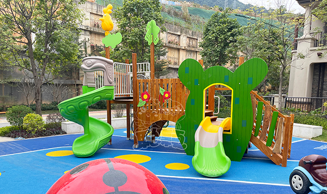 儿童乐园小滑梯生产商 欢迎来电 广州市聪颖康体设备供应