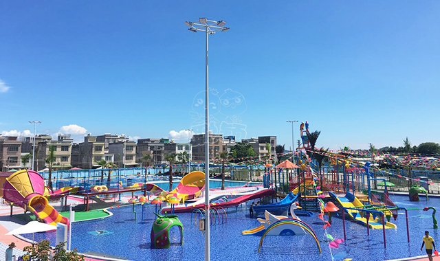 室内小型水上乐园设备售价 欢迎咨询 广州市聪颖康体设备供应