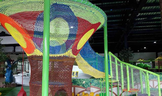 湖南儿童的室内儿童乐园 有口皆碑 广州市聪颖康体设备供应