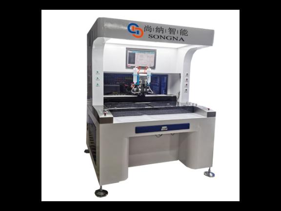 热熔胶点胶机制造商 来电咨询 广州尚纳智能科技供应