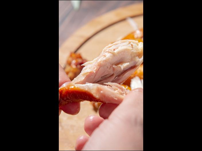 真空礼盒包装熏鸡厂家直销 诚信为本 淮安帝煌食品供应