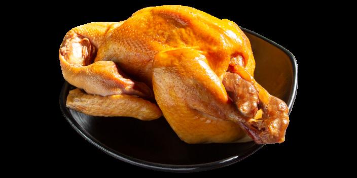 盐城真空即食熏鸡批发,鸡