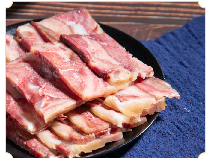 泰州卤肉熟食哪家好 诚信为本 淮安帝煌食品供应