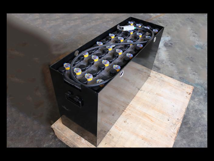 盱眙小松叉车电池厂家供应,叉车电池