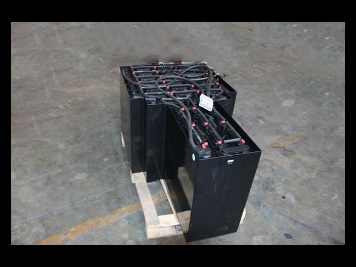 金湖杭叉叉车电池厂家供应