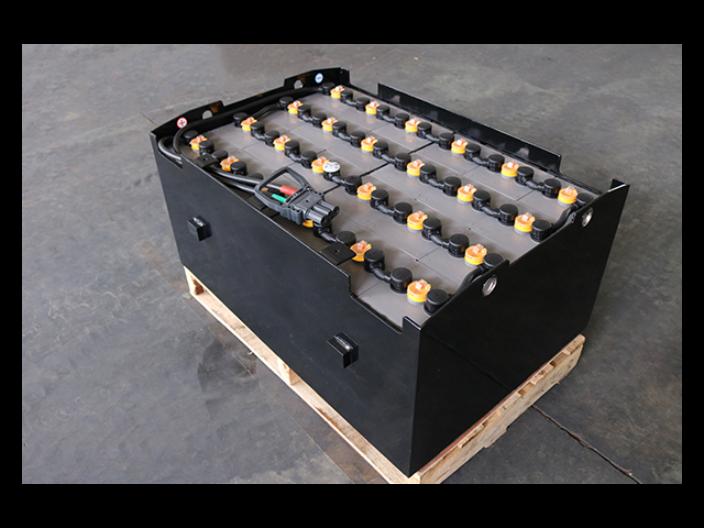 金湖台励福叉车电池,叉车电池