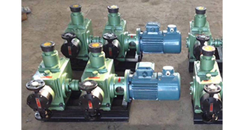 江苏液压计量泵供应商 淮安市飞隆环保设备供应