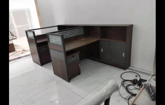 宿遷辦公屏風隔斷桌供應「海利豐家具廠供應」