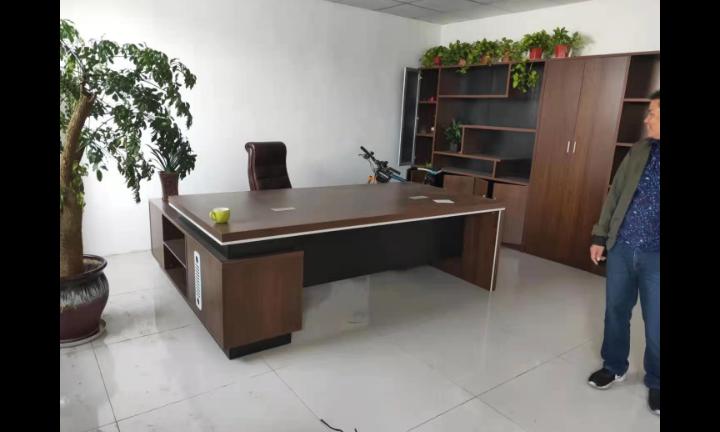 江苏老板桌销售厂 服务至上 海利丰家具厂供应