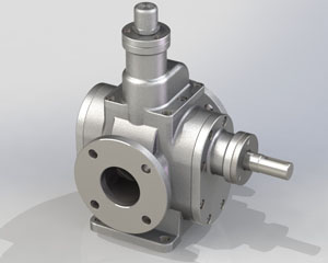 沧州保温型齿轮泵销售 值得信赖 沧州海德尔泵业供应