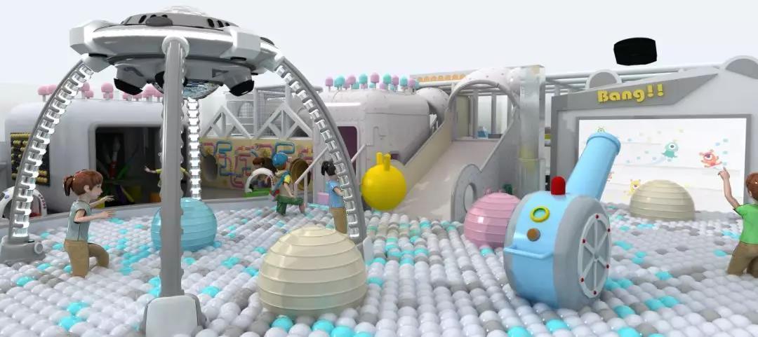 内蒙古儿童乐园公司「温州嗨童游乐设备供应」