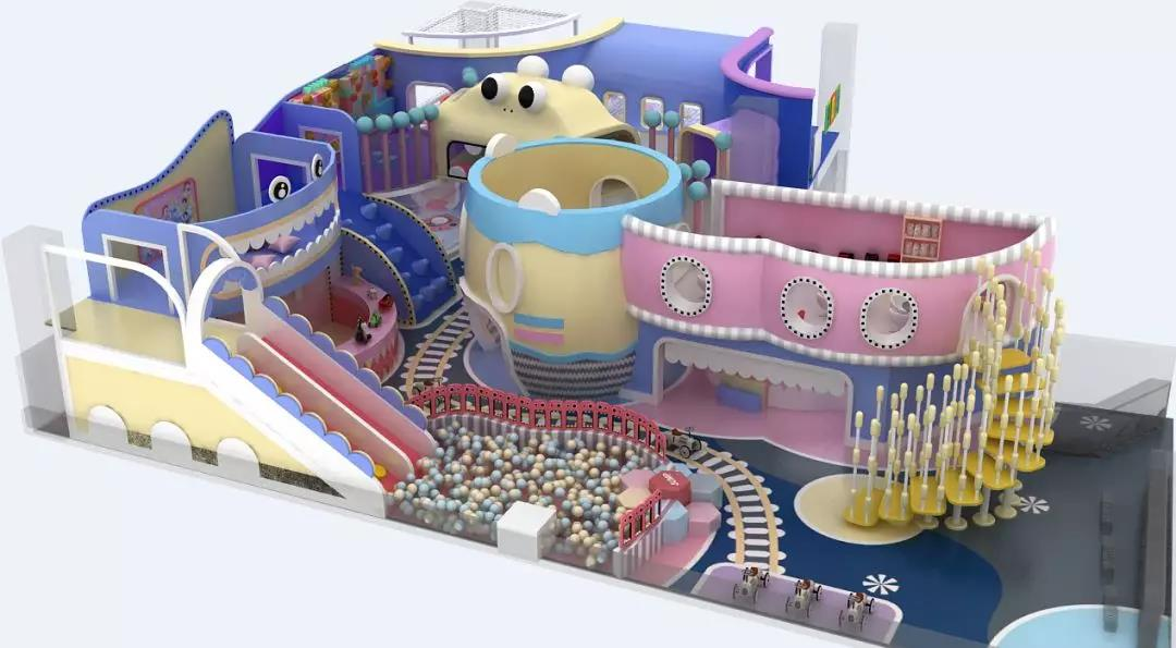 中国香港直销儿童乐园「温州嗨童游乐设备供应」