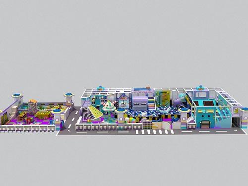 销售儿童乐园批发厂「温州嗨童游乐设备供应」