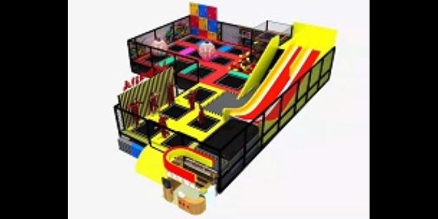 廣州成人蹦床公園設施「溫州嗨童游樂設備供應」