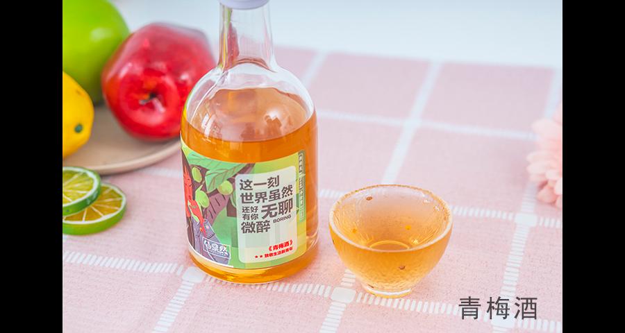 南昌专业生产销售果酒公司
