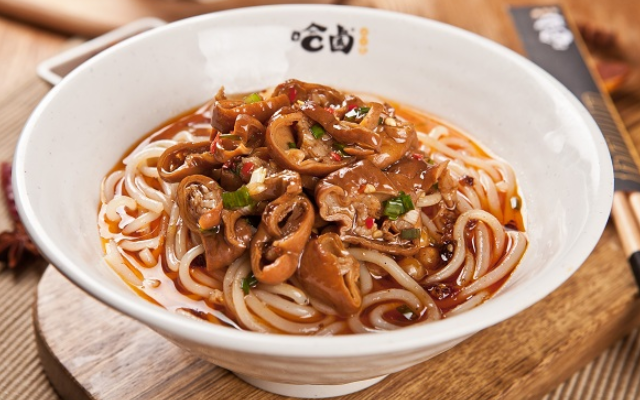 广东外卖快餐店 湖南哈卤餐饮管理供应