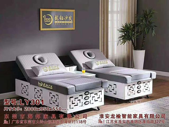 安徽泰式理疗按摩床厂家「淮安龙榆智能家具供应」
